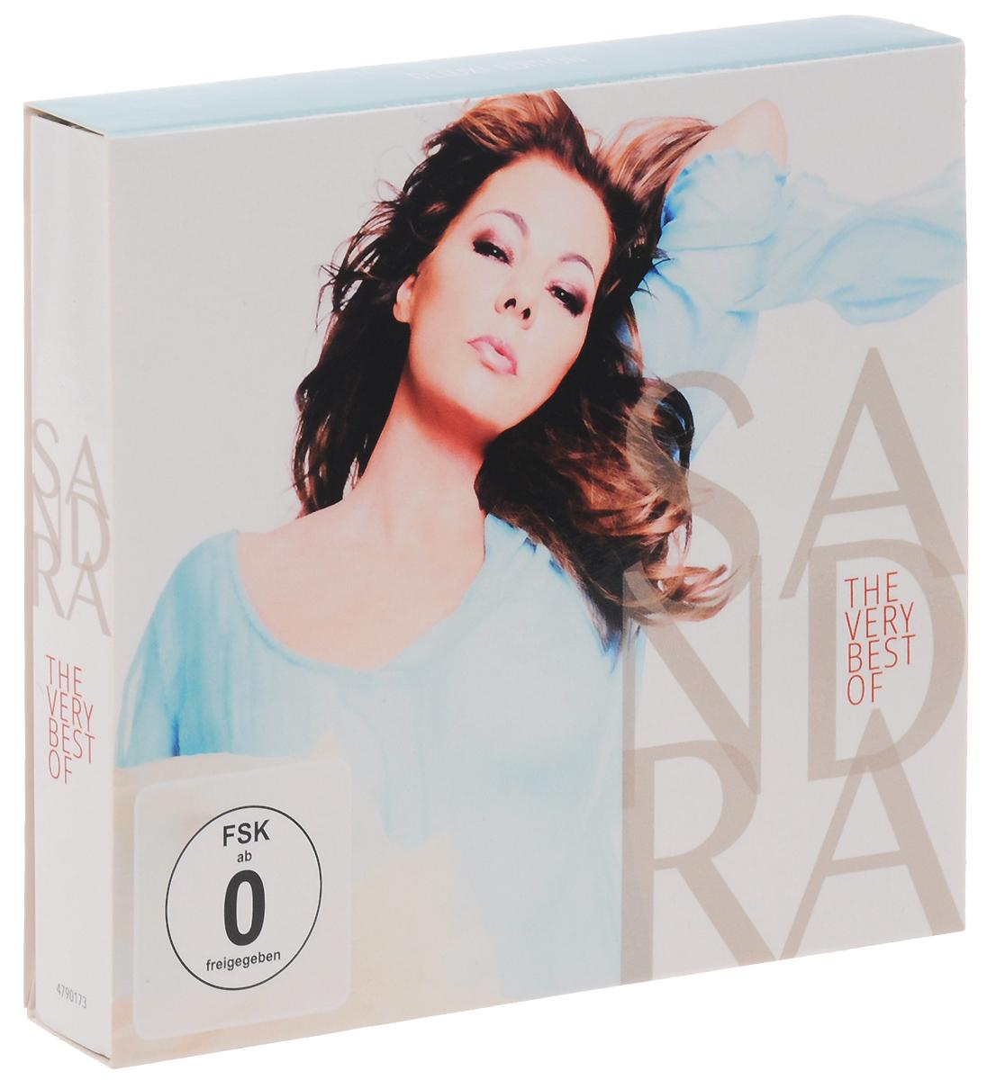 Sandra. The Very Best Of Sandra. Deluxe Edition (2 CD + DVD)