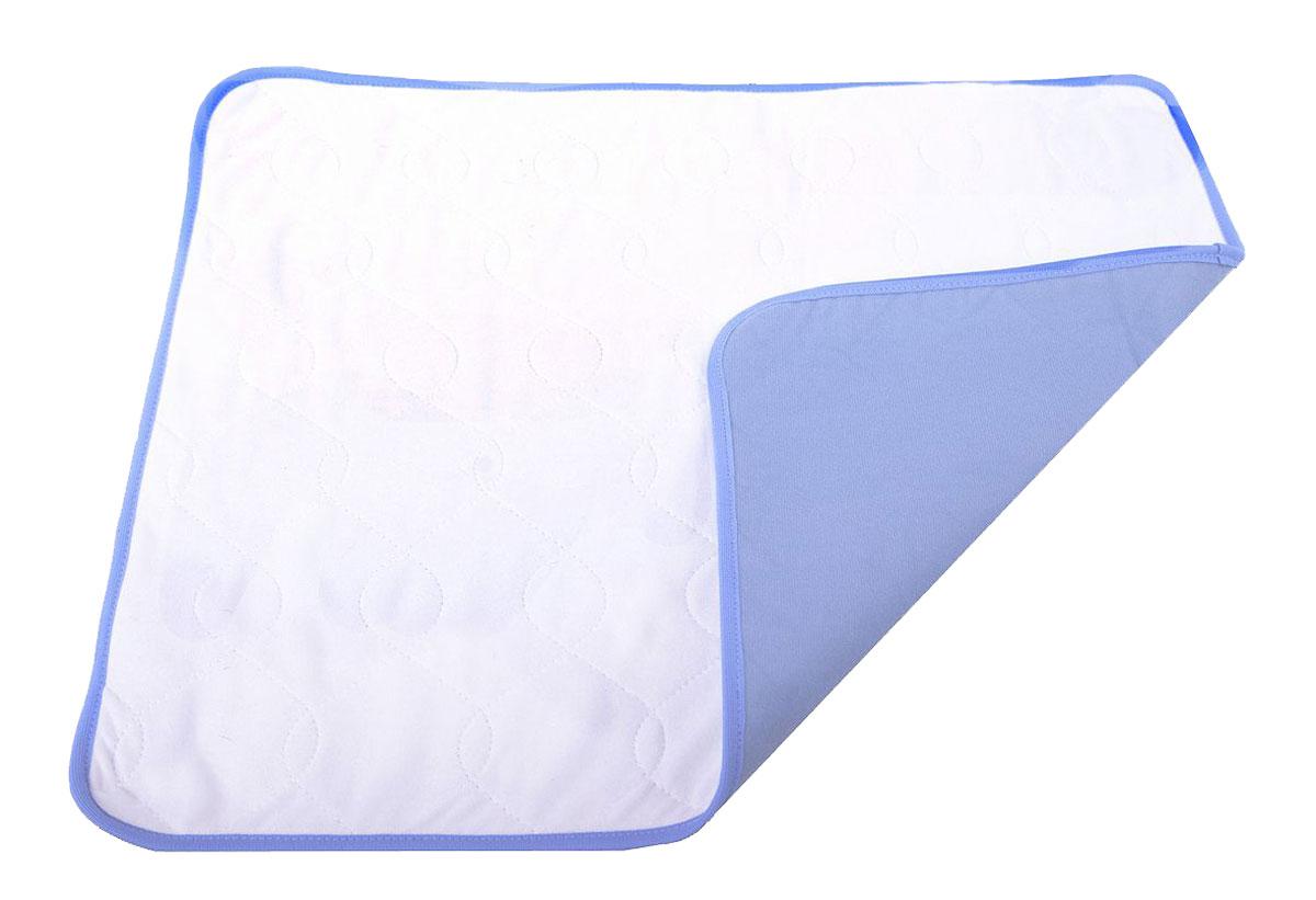 Пеленка для собак OSSO Fashion, многоразовая, впитывающая, 50 х 60 см0120710Многоразовая впитывающая пеленка OSSO Fashion изготовлена из высокотехнологичной абсорбирующей ткани с впитывающей мембраной, дышащим верхним и непромокаемым нижним слоем. Пеленка предназначена для использования в качестве подстилки для домашних животных в домашних туалетах. Удобна при принятии родов и при содержании престарелых животных. Идеальна для выращивания потомства и при транспортировке животных в машине или на самолете, если они плохо переносят поездки. Пеленка используется белой стороной вверх. Пеленка для собак OSSO Fashion имеет три слоя:- верхний слой изготовлен из мягкого волокна, приятного на ощупь, быстро пропускает нежелательную жидкость в нижние слои. - средний слой - полиуретановая мембрана, поглощающая и удерживающая большой объем жидкости.- нижний слой не допускает проникновения жидкости под пеленку.После использования пеленку можно постирать. Изделие выдерживает более 300 стирок. Устойчива к повреждениям (разгрызанию).Размер пеленки: 50 х 60 см.