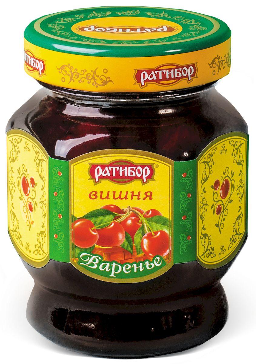 Ратибор варенье Вишня, 400 г0120710Сколько природной силы таится в спелых и сочных плодах вишни! Сколько полезных для организма витаминов и органических кислот... Это вкус романтики, воплощенный в изумительном варенье!Кушайте на здоровье!