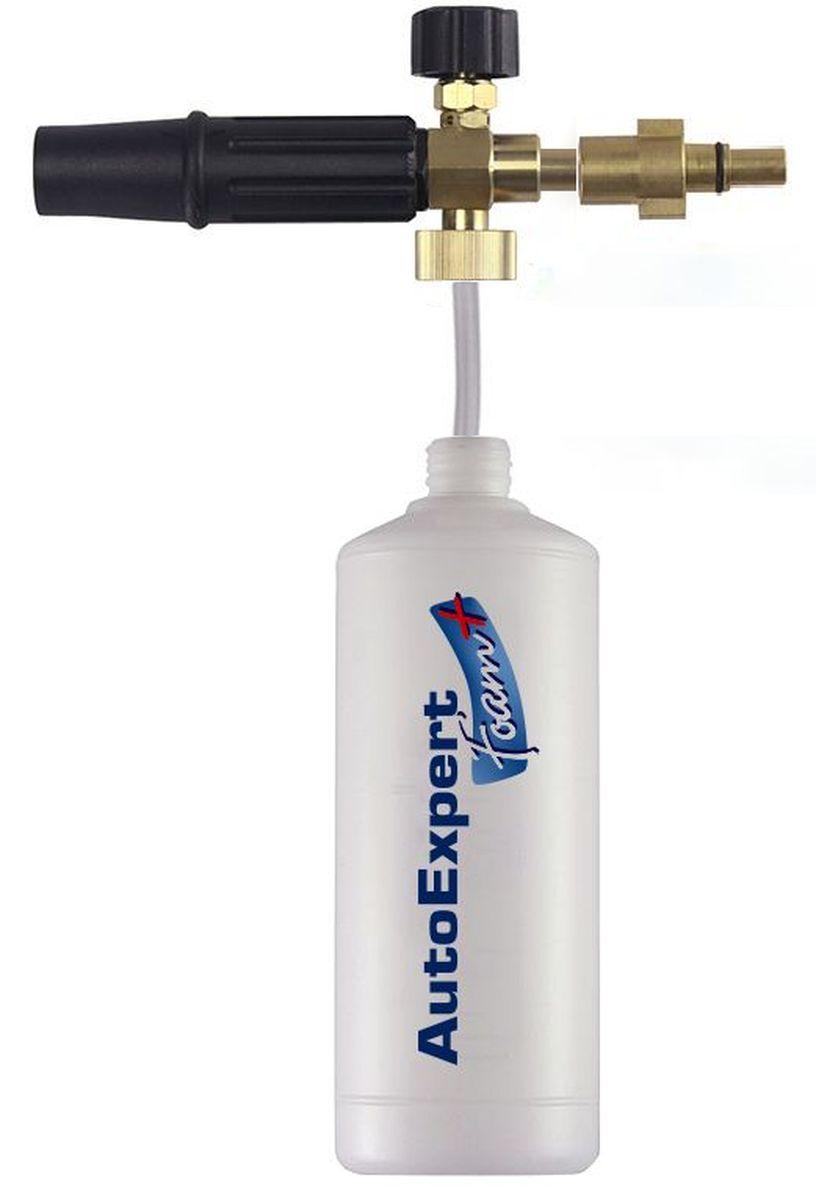 Пенная насадка AutoExpert Foam+ H для моек высокого давления Huter, Stihl, Nilfisk1001102Пенная насадка для моек высокого давления Huter. Предназначена для формирования и нанесения бесконтактного моющего средства (пены). Совместимость: бытовые мойки Huter модели W105-P, W105-QC, W105-G, W105-QD, W105-GS, M135-PW, M165-PW/AR Stihl модели RE 98, RE 107, RE 108, RE 117, RE 118, RE 127 PLUS, RE 128 PLUS, RE 142, RE 143, RE 162, RE 163 Nilfisk серии Compact, Excellent, Pro