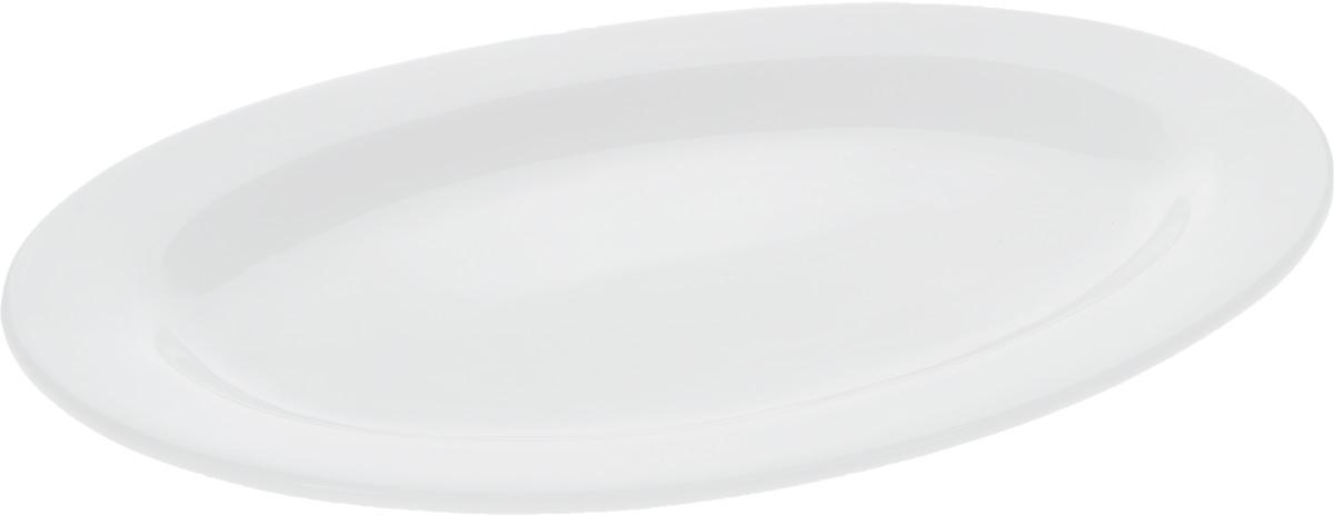 Блюдо Wilmax, 30,5 х 22 смWL-992025 / AОригинальное овальное блюдо Wilmax, изготовленное из фарфора, прекрасно подойдет для подачи нарезок, закусок и других блюд. Оно украсит ваш кухонный стол, а также станет замечательным подарком к любому празднику. Размер блюда: 30,5 х 22 см.