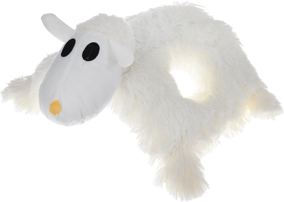 Когтеточка Zolux Yeti Punch, цвет: белый, 44 х 40 х 23 см3336025041221Когтеточка Zolux Yeti Punch предназначена для стачивания когтей вашей кошки и предотвращения их врастания. Вставка из сизаля обеспечивает естественный уход за когтями питомца. Оригинальная форма имитирует туннель, позволяя кошке прятаться под когтеточкой. Изделие покрыта мягким и нежным искусственным мехом. Когтеточка Zolux Yeti Punch позволяет сохранить неповрежденными мебель и другие предметы интерьера.
