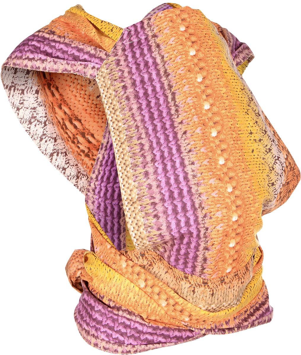 Чудо-Чадо Май-слинг Детство цвет мультиколор