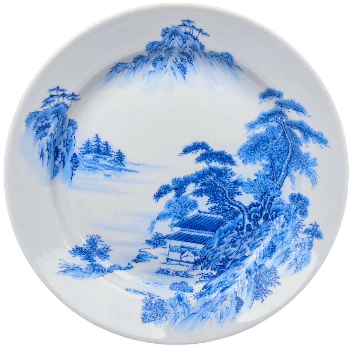 Тарелка десертная Дулевский фарфор Азия, 20 смDU02470AZПосуду можно использовать в СВЧ и мыть в посудомоечных машинах. Не рекомендуется использовать абразивные моющие средства.