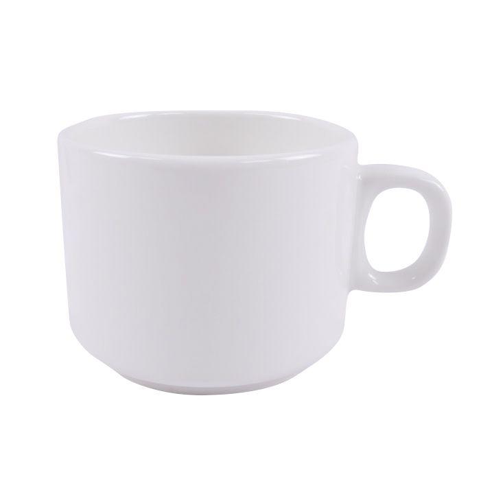 Чашка чайная Ariane Джульет, 200 мл. AJLARN43020AJLARN43020Ariane предлагает на ваш выбор широкую линейку изящного, современного фарфора Премиум класса. Коллекции фарфора Ariane созданы известными европейскими дизайнерами с многолетним опытом. Качество фарфора Ariane сравнимо с качеством 10 лучших брендов посуды в мире, таких как RAK, Steelite, Churchill. Фарфор Ariane, сделанный из высококачественного сырья, способен выдерживать любые интенсивные нагрузки и использование в индустрии общественного питания, которое известно своими высокими стандартами качества. Уникальный состав сырья, новейшие технологии и контроль качества гарантируют: снижение риска сколов, повышение термической и механической прочности, высокую сопротивляемость шоковым воздействиям, высокую устойчивость к стиранию, устойчивость к царапинам, возможность использования в духовых, микроволновых печах и посудомоечных машинах без потери внешнего вида, гладкий и блестящий внешний вид, абсолютная функциональность, относительную безопасность в случае боя, защиту от деформации.