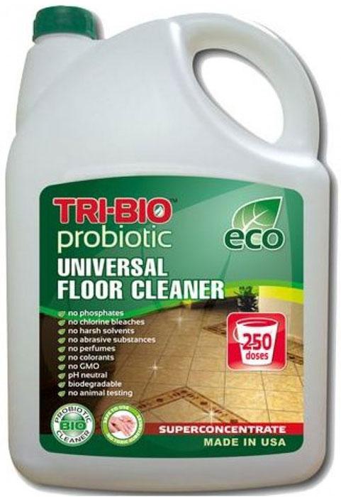 Биосредство для мытья полов Tri-Bio, 4,4 л790009Биосредство Tri-Bio эффективно моет любые виды полов - линолеум, камень, керамическую плитку, ламинит, паркет, и т. п., не оставляя разводов. Справится даже с самыми сильными загрязнениями. Ликвидирует неприятные запахи. Обладает освежающим эффектом. Бережно ухаживает за полом, продлевая срок его службы. В отличие от стандартных химических продуктов, легко проникает в швы, позволяет обеспечить более длительный контроль запаха и более глубокую чистку.Особенности биосредства Tri-Bio для здоровья:Без фосфатов, без растворителей, без хлора отбеливающих веществ, без абразивных веществ, без отдушек, без красителей, без токсичных веществ, нейтральный pH, гипоаллергенно. Безопасная альтернатива химическим аналогам. Присвоен сертификат ECO GREEN. Рекомендуется для людей склонных к аллергическим реакциям и страдающих астмой.Особенности биосредства Tri-Bio для окружающей среды:низкий уровень ЛОС, легко биоразлагаемо, минимальное влияние на водные организмы, рециклируемые упаковочные материалы, не испытывалось на животных. Особо рекомендуется использовать в домах с автономной канализацией.Способ применения:Хорошо взболтайте средство. Разбавьте 2 колпачка (25 мл) на 5 л воды и вымойте этим раствором пол. Нет необходимости споласкивать водой. Характеристики:Объем:4,4 л. Производитель:США. Артикул:0065.