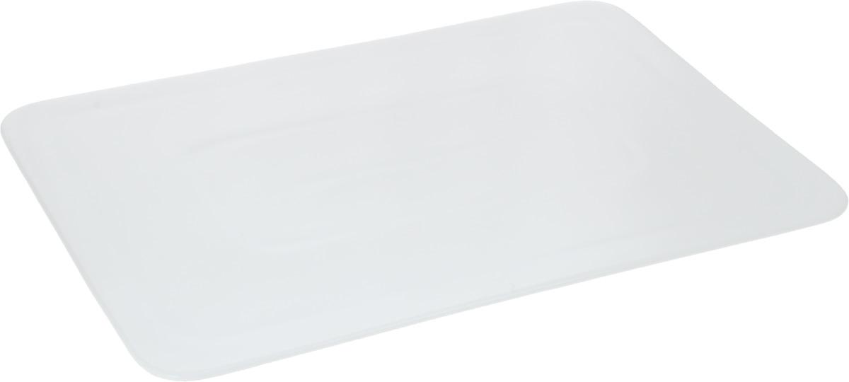 Блюдо Wilmax, 35,5 х 25 смWL-992637 / AОригинальное прямоугольное блюдо Wilmax, изготовленное из фарфора с глазурованным покрытием, прекрасно подойдет для подачи нарезок, закусок и других блюд. Оно украсит ваш кухонный стол, а также станет замечательным подарком к любому празднику. Размер блюда: 35,5 х 25 см.