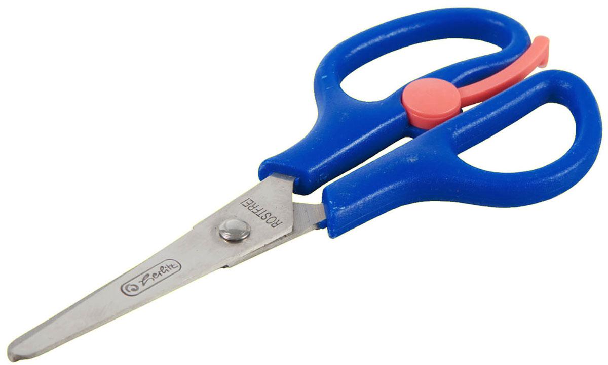 OZON.ru8740052Детские ножницы для детского творчества от Herlitzадаптированы для детской руки, обособлены безопасными закругленными концами лезвий. Лезвия из шлифованной нержавеющей стали обеспечивают высокое качество резки. Пластиковые ручки никак не смогут навредить вашему ребенку при их использовании. Рекомендуемый возраст от 3-х лет. .