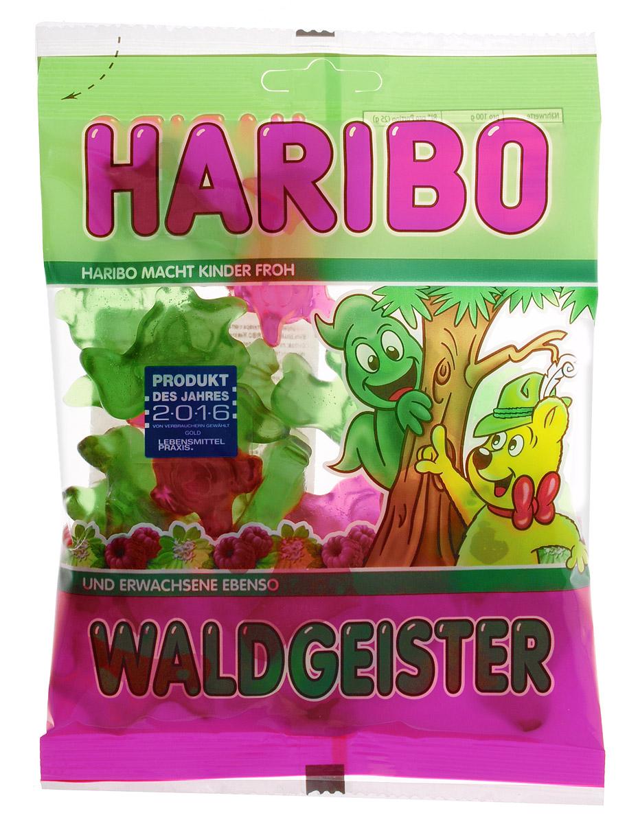 Haribo Waldgeister жевательный мармелад, 200 г