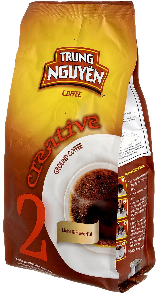 Trung Nguyen Creative 2 кофе молотый, 250 г mp3 плеер usb mp3 usb sd tf hitm 42088