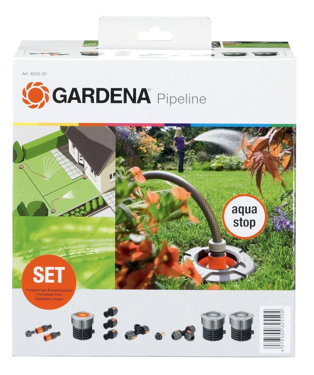 Базовый комплект садового водопровода Gardena08255-20.000.00Базовый комплект садового водопровода Gardena содержит важные компоненты для удобного забора воды. В базовый комплект входят принадлежности для двух точек забора воды, и его возможности можно бесконечно увеличивать. Вода из крана проходит через входную колонку и поступает в магистральный шланг. На выходе из магистрального шланга вода поступает в водозаборную колонку, установленную стационарно. Входная и водозаборная колонки защищены крышкой, которая защищает их от попадания посторонних предметов, когда колонки не используются. При открытии выдвижная крышка сферической формы скрывается внутри колонок, обеспечивая возможность ухаживать за газоном, не встречая при этом никаких препятствий. Автоматический дренажный клапан, встроенный в шланг, обеспечивает слив воды из системы в преддверии морозной погоды. В комплекте: - комплект соединительный Профи Maxi-Flow; - входная колонка; - водозаборная колонка - 2 шт; - соединитель Т-образный; -...