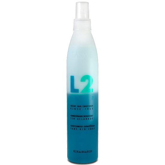 Lakme Кондиционер для экспресс-ухода за волосами LAK-2 Instant Hair Conditioner, 300 мл45501Комбинация гидролизованных протеинов и катионных полимеров специально разработана для воздействия на наиболее чувствительные участки волос. Придает волосам мягкость и блеск, не утяжеляя их. Мгновенно распутывает и одновременно защищает волосы. В результате волосы становятся более гладкими и легко расчесываются. Идеален для применения на окрашенных и осветленных волосах. Сохраняет и проявляет цвет окрашенных волос.