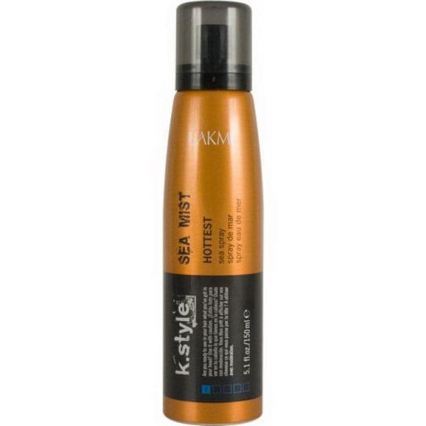 Lakme Спрей для волос Sea Mist Sea Spray, 150 мл46532Спрей для волос Lakme K Style Sea Mist Создает текстуру на длинных сухих волосах. Придает волосам матовый эффект. Идеально подходит для тонких волос. Содержит УФ - фильтр. Свежий морской аромат с оттенком бергамота. Степень фиксации - 1