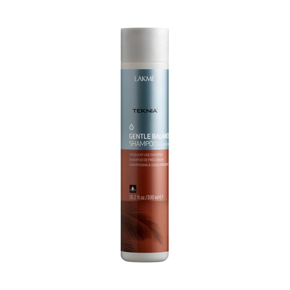 Lakme Шампунь для частого применения для нормальных волос Sulfate-Free Shampoo, 300 мл47112Шампунь подходит для ежедневного применения, благодаря сбалансированной и мягкой формуле без использования сульфатов. Содержит экстракт акаи, который усиливает увлажняющие свойства шампуня. Антиоксидантные и восстанавливающие свойства масла акаи делают волосы мягкими, здоровыми и естественно блестяшими. Бережно относится к цвету. Шампунь для частого применения для нормальных волос Lakme Teknia Gentle Balance Sulfate - Free Shampoo содержит WAA™ – комплекс растительных аминокислот, ухаживающий за волосами и оказывающий глубокое воздействие изнутри. Подходит для чувствительной кожи головы.