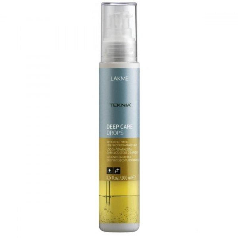 Lakme Лосьон восстанавливающий для сухих или поврежденных волос Drops, 100 млMP59.4DВходящее в состав лосьона абиссинское масло восстанавливает и разглаживает поврежденные кончики волос, защищая их от воздействия агрессивных внешних факторов.Создает защитный барьер, предотвращающий появление ломкости волос. Придает волосам потрясающий блеск и шелковистость.Содержит WAA™ – комплекс растительных аминокислот, ухаживающий за волосами и оказывающий глубокое воздействие изнутри.