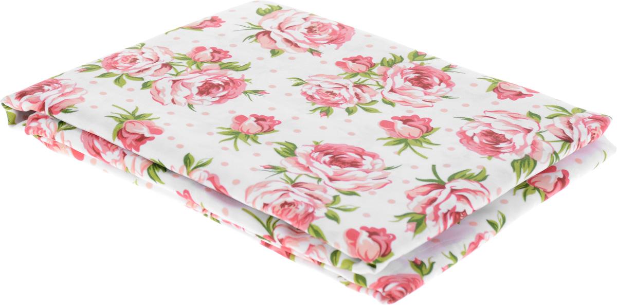 Скатерть Primavelle Розы, прямоугольная, 150 x 220 см6191522-r26Прямоугольная жаккардовая скатерть Primavelle Розы изготовлена из высококачественного полиэстера и оформлена нежным цветочным рисунком. Скатерть идеально защищает стол от влаги и загрязнений, а также служит прекрасным предметом праздничной сервировки. Скатерть Primavelle Розы послужит прекрасным украшением стола, эффектно дополнит интерьер и принесет в ваш дом тепло и уют.
