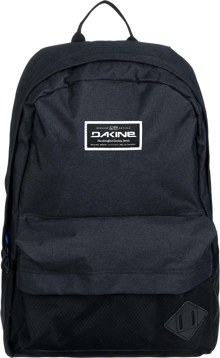 Рюкзак Dakine DK 365 PACK 21L TABOR. 08130085Z90 blackГородской рюкзак. Однообъемный. С карманом для ноутбука ( до 15) и внешним карманом.