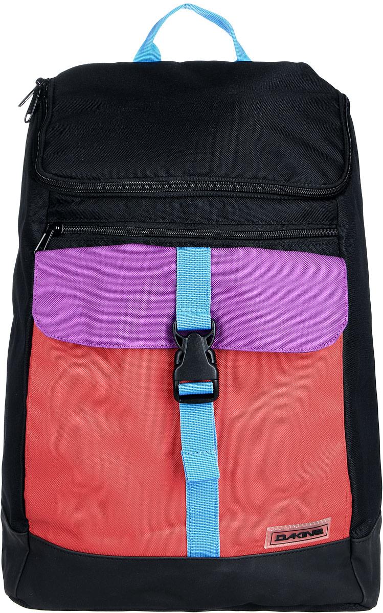 Рюкзак женский Dakine DK NORA 25L POP. 08210022Костюм Охотник-Штурм: куртка, брюкиГородской женский рюкзак с отделением для ноутбука ( до 15) внутренний карман для iPad. Внешний карман на застежке.