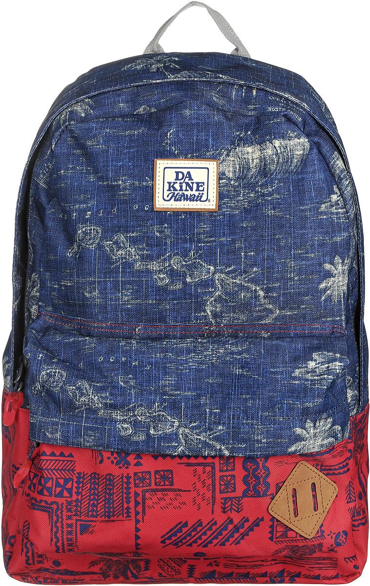 Рюкзак Dakine DK 365 PACK 21L TRADEWINDS. 08130085D-254/9Городской рюкзак. Однообъемный. С карманом для ноутбука ( до 15) и внешним карманом.