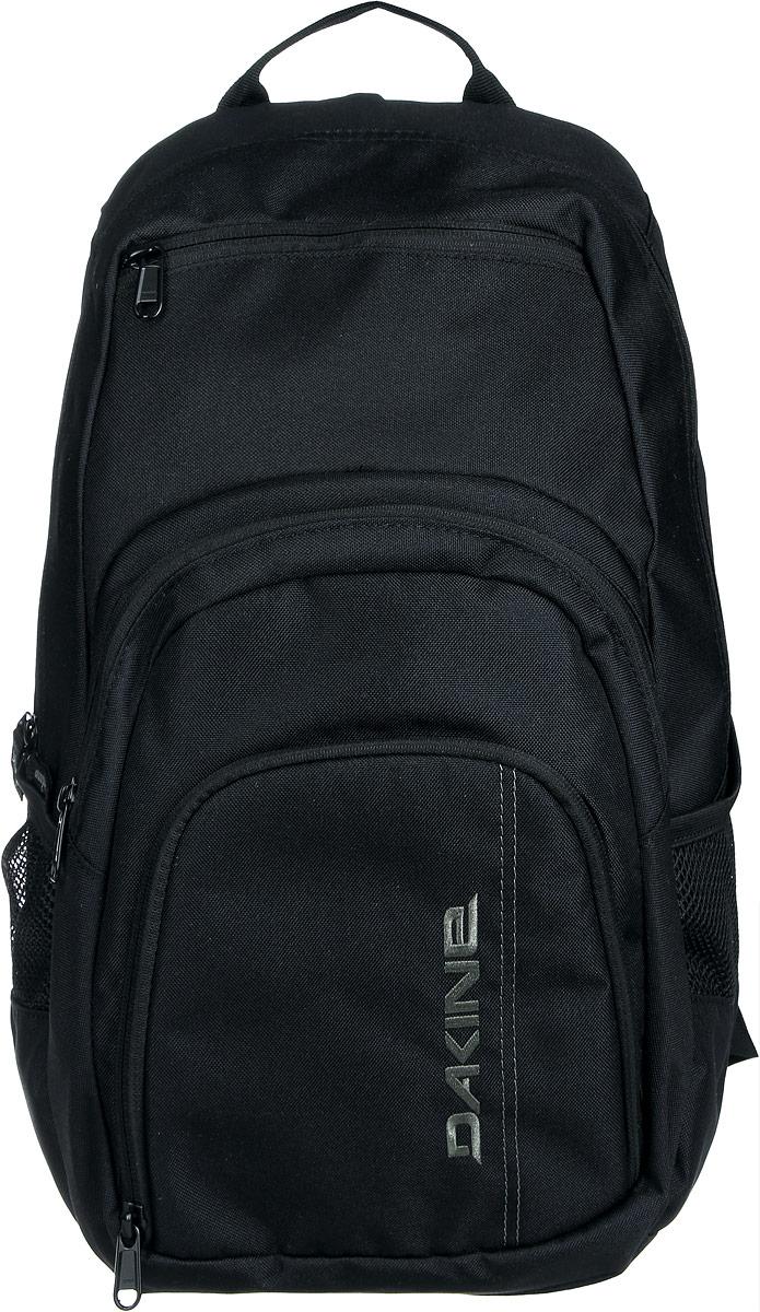 Рюкзак Dakine W16 DK CAMPUS 25L BLACK. 8130056BP-303 BKГородской рюкзак с отделением для ноутбука ( до 14). Карман-органайзер, карман-термос, карман-сетка снаружи. Карман для очков из мягкого флиса.