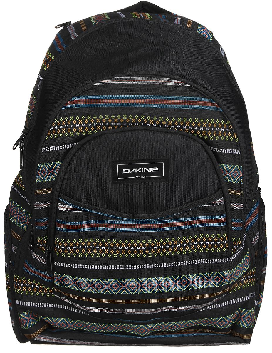 Рюкзак женский Dakine DK PROM 25L DAKOTA. 0821002522-0570 SГородской женский рюкзак с отделением для ноутбука ( до 14) Карман для очков из мягкого флиса, карман-органайзер, карман-термос, боковой карман для бутылки с водой.