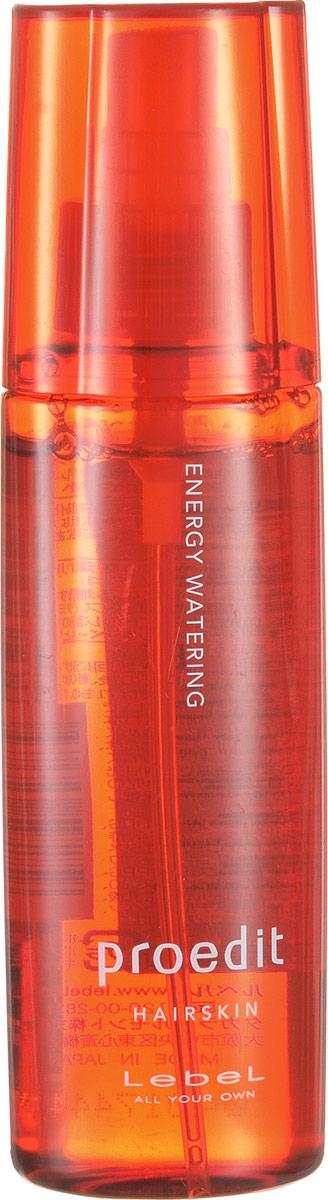 Lebel Proedit Увлажняющий лосьон Энергия Hairskin Energy Watering 120 гБ33041_шампунь-барбарис и липа, скраб -черная смородинаНасыщает кожу головы и волосы живительной влагой. В основе лосьона лежит компонент Lipidure, способность которого сохранять влагу, превосходит возможности гиалуроновой кислоты. Lipidure обладает сильным увлажняющим действием и свободной растворимостью в воде. Он глубоко проникает в кожу головы и волосы, сохраняя здоровый гидролипидный баланс. Увлажняющий лосьон «Энергия» Lebel Proedit Hairskin имеет освежающий аромат. В состав входит: Яблоко - помогает сконцентрироваться. Цитрусовые - освежает и дарит энергию. Роза - расслабляет и помогает бороться со стрессом, услучшает сон, создает теплую и уютную амиосферу. Жасмин - поднимает настроение, повышает чувство уверенности в себе. Фиалка - расслабляет и успокаивает. Морская свежесть-освежает.