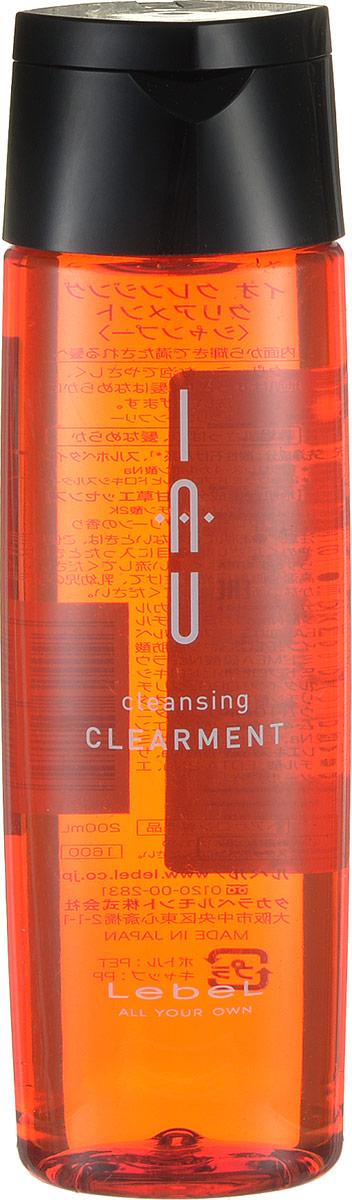 Lebel IAU Освежающий аромашампунь для нормальной кожи Cleansing Clearment 200 млБ33041_шампунь-барбарис и липа, скраб -черная смородинаОсвежающий аромашампунь для нормальной кожи Lebel IAU Cleansing Clearment:Аминокислотная моющая основа бережно и эффективно очищает кожу головы и волосы.Обладает противовоспалительным и ранозаживляющим действием. Компоненты ухода придают волосам гладкость и эластичность. SPF 10. Активные ингредиенты: экстракт корня солодки, экстракт ромашки.