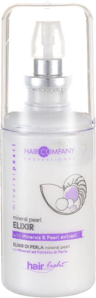 Hair Company Эликсир для волос с минералами и экстрактом жемчуга Professional Light Mineral Pearl Elixir 80 млFS-00897Специальное средство ухода за волосами, состав которого обогащён минералами и экстрактом жемчуга. Защищает и распутывает волосы, оставляя их блестящими и приятно пахнущими.Особенности продукта:Состав богат питательными веществами, благодаря которым стержень волоса получает точное и сбалансированное питаниеДействует от корней до самых кончиковВысокая концентрация минералов глубоко питает кожу головыВосстанавливает естественный баланс влагиЭкстракт жемчуга мгновенно делает волосы шелковистымиОтличное сбалансированное питание для любых типов волосНе требует смыванияРезультат применения – шелковистые, сияющие более, плотные и послушные локоны!