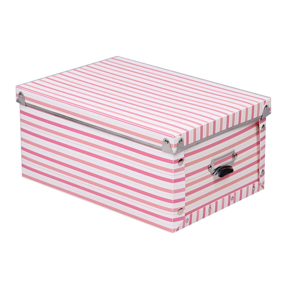 Короб для xранения Miolla, 22,5 x 13,5 x 13 см. SBС-01SBС-01Удобный и практичный короб идеально подойдет для хранения бумаг, канцелярских принадлежностей и любых других мелочей. Удобная крышка защитит ваши вещи от пыли, а боковые ручки позволят с легкостью переносить короб с места на место.