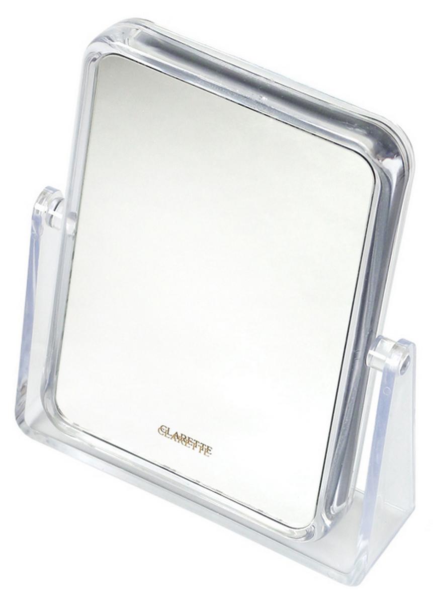 Clarette Зеркало косметическое прозрачное (прямоугольное) CCZ 093