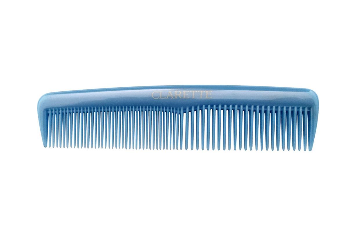 Clarette Расческа для волос универсальная, цвет: голубой