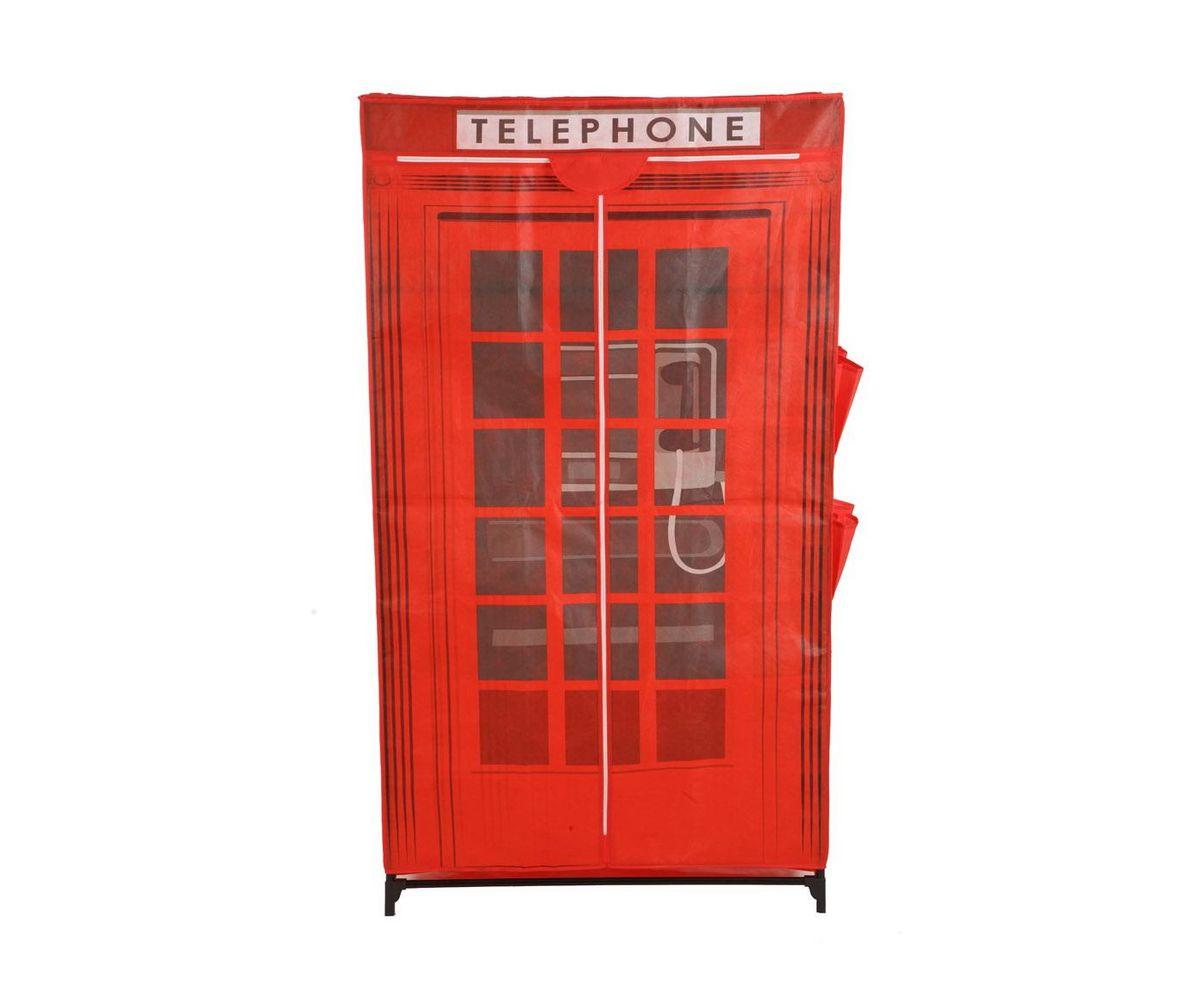 Гардероб для хранения одежды HomeMaster, цвет: красный, 87 x 46 x 156 смW307-4Складной гардероб из ткани - это гениальное и практичное изобретение. Он поможет при переезде или в те моменты, когда к вам приезжают гости, или просто скопилось много одежды, например при смене сезонов. Гардероб имеет несколько секций с полками и вешалкой для одежды, легко складывается и очень компактно хранится, а вес составляет всего несколько килограмм. Замки-молнии на корпусе обепечат независимый доступ к любой из секций. Его современный и стильный дизайн оформленный фото коллажем впишется в любой интерьер. ВНИМАНИЕ! НЕСТАНДАРТНАЯ СБОРКА. ВЕРХНЯЯ ЧАСТЬ ШКАФА СОБИРАЕТСЯ ПРИ ОДЕТОМ ТКАНЕВОМ ПОКРЫТИИ. ПРИ СБОРКЕ ИСПОЛЬЗУЙТЕ ИНСТРУКЦИЮ. ВСЕ КОМПОНЕНТЫ ДОЛЖЫ БЫТЬ МАКСИМАЛЬНО СИЛЬНО ЗАФИКСИРОВАНЫ. ТКАНЕВОЕ ПОКРЫТИЕ СШИТО МАКСИМАЛЬНО ТОЧНО ПО РАЗМЕРАМ ШКАФА.