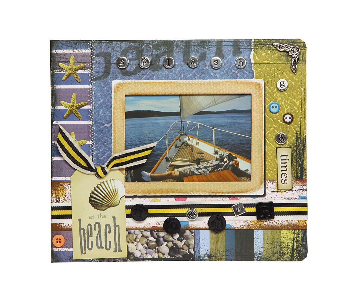 Фотоальбом HomeMaster Лето, цвет: мультиколор, 120 фото, 25 х 23 х 4 смJX-AM4037Оригинальный фотоальбом (ЛЕТО) имеет 30 листов на 120 фото 10х15 . На внутренних страницах альбома, есть возможность делать памятные записи. На лицевой стороне альбома также можно разместить одну фотографию. Объемный декор, ручная работа.