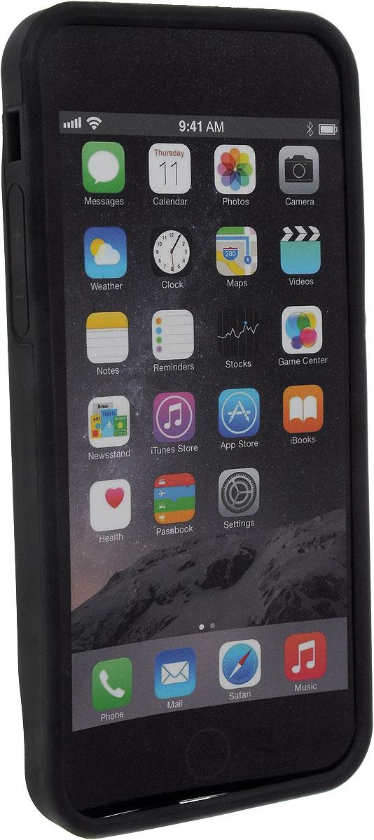 Чехол для iPhone 6 BiKase GoKASE, 14,4 х 6,9 х 1,2 смMHDR2G/AЧехол BiKase GoKASE позволяет носить с собой смартфон на велосипедных прогулках. Устанавливается на руль при помощи съемного пластикового крепления. Чехол выполнен из высококачественного термопластика.