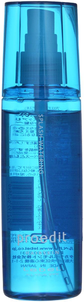 Lebel Proedit Увлажняющий лосьон Свежесть Hairskin Splash Watering 120 г3846лпНасыщает кожу головы и волосы живительной влагой. В основе лосьона лежит компонент Lipidure, способность которого сохранять влагу, превосходит возможности гиалуроновой кислоты. Lipidure обладает сильным увлажняющим действием и свободной растворимостью в воде. Он глубоко проникает в кожу головы и волосы, сохраняя здоровый гидролипидный баланс. Увлажняющий лосьон «Свежесть» Lebel Proedit Hairskin имеет бодрящий аромат. В состав входит: Яблоко - помогает сконцентрироваться. Роза - расслабляет и помогает бороться со стрессом, услучшает сон, создает теплую и уютную амиосферу. Ландыш - успокаивает. Мускус - успокаивает.