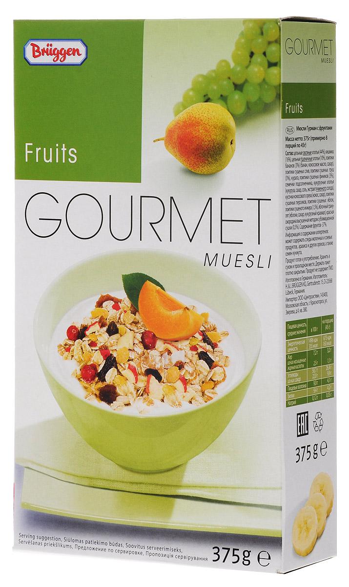 Gourmet мюсли фруктовые, 375 г с п фиников проективно дифференциальная геометрия