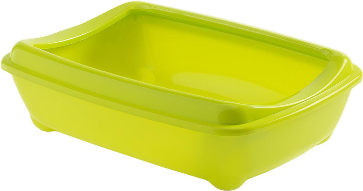 Туалет открытый Moderna Arist-O-Tray, цвет: зеленый, 38х50х14 см14C192173