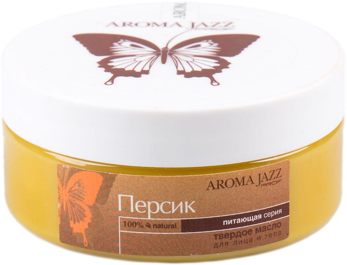 Aroma Jazz Твердое масло Персик, 150 мл aroma jazz твердое масло шоколадный блюз 150 мл