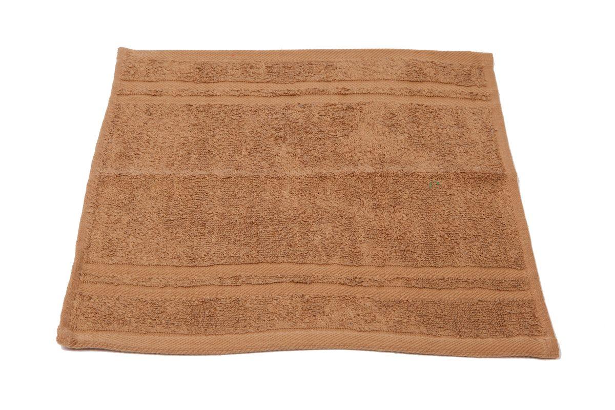 Полотенце махровое Arloni Marvel, цвет: кофейный, 40 x 70 см. 44033.144033.1Полотенце Arloni Marvel, выполненное из натурального хлопка, подарит вам мягкость и необыкновенный комфорт в использовании. Ткань не вызывает аллергических реакций, обладает высокой гигроскопичностью и воздухопроницаемостью. Полотенце великолепно впитывает влагу, нежное на ощупь не теряет своих свойств после многократной стирки.