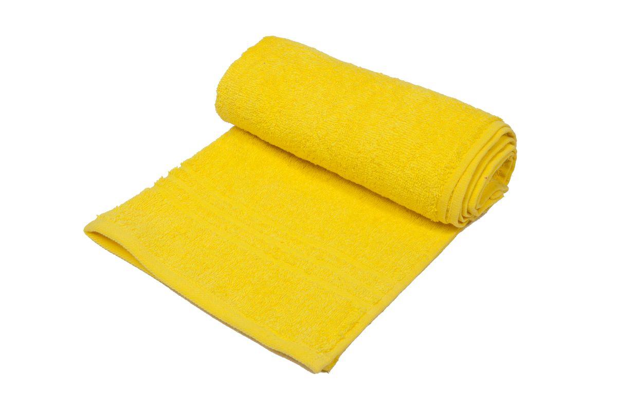 Полотенце махровое Arloni Marvel, цвет: желтый, 70 x 140 см. 44036.344036.3Полотенце Arloni Marvel, выполненное из натурального хлопка, подарит вам мягкость и необыкновенный комфорт в использовании. Ткань не вызывает аллергических реакций, обладает высокой гигроскопичностью и воздухопроницаемостью. Полотенце великолепно впитывает влагу, нежное на ощупь не теряет своих свойств после многократной стирки.