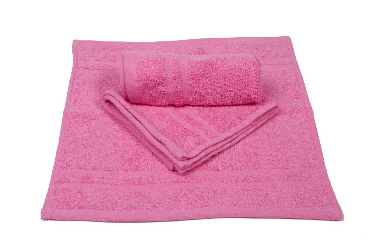 Набор махровых полотенец Arloni Marvel, цвет: розовый, 3 шт68/5/2Набор Arloni Marvel состоит из трех полотенец разных размеров. Полотенца, выполненные из натурального хлопка, подарят вам мягкость и необыкновенный комфорт в использовании. Ткань не вызывает аллергических реакций, обладает высокой гигроскопичностью и воздухопроницаемостью. Полотенца великолепно впитывают влагу, нежные на ощупь не теряют своих свойств после многократной стирки.
