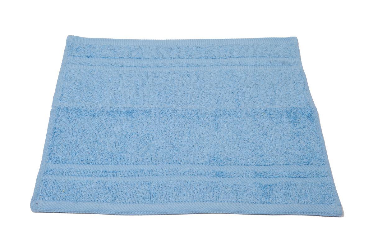 Полотенце махровое Arloni Marvel, цвет: голубой, 40 x 70 см. 44040.144040.1