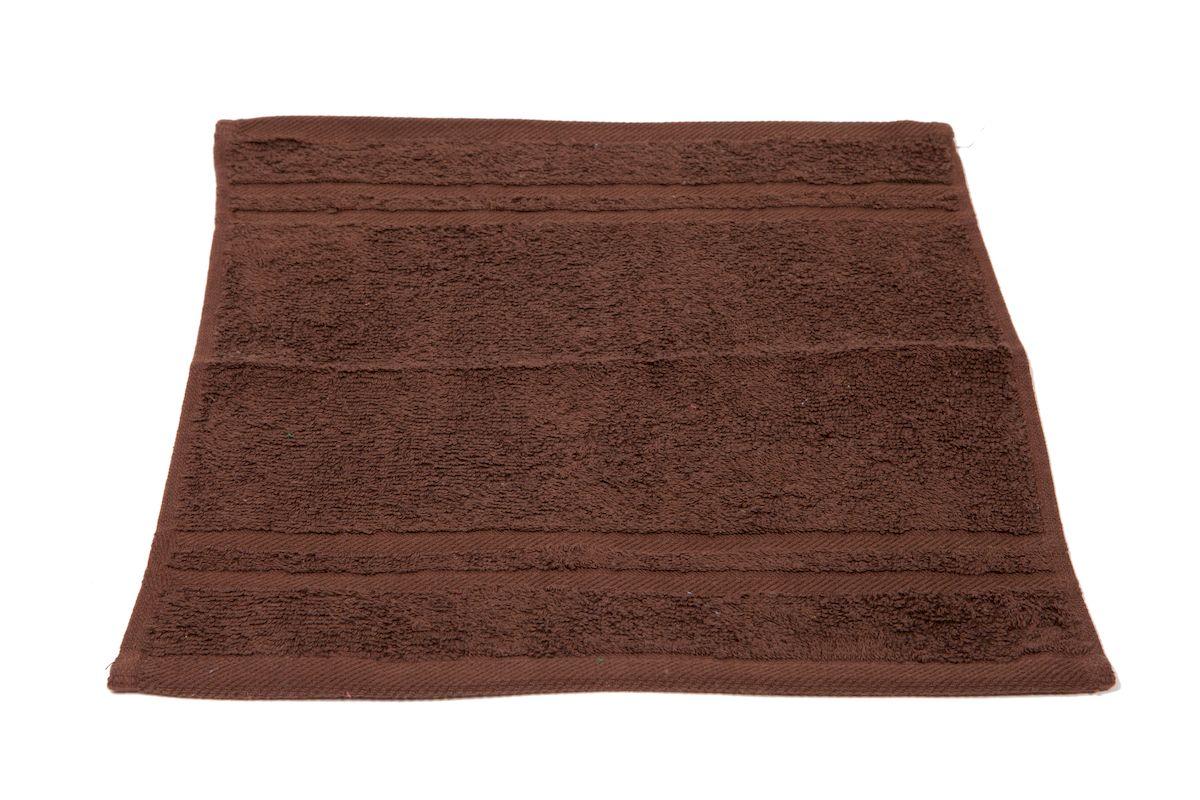 Полотенце махровое Arloni Marvel, цвет: шоколадный, 40 x 70 см. 44041.1S03301004Полотенце Arloni Marvel, выполненное из натурального хлопка, подарит вам мягкость и необыкновенный комфорт в использовании. Ткань не вызывает аллергических реакций, обладает высокой гигроскопичностью и воздухопроницаемостью. Полотенце великолепно впитывает влагу, нежное на ощупь не теряет своих свойств после многократной стирки.
