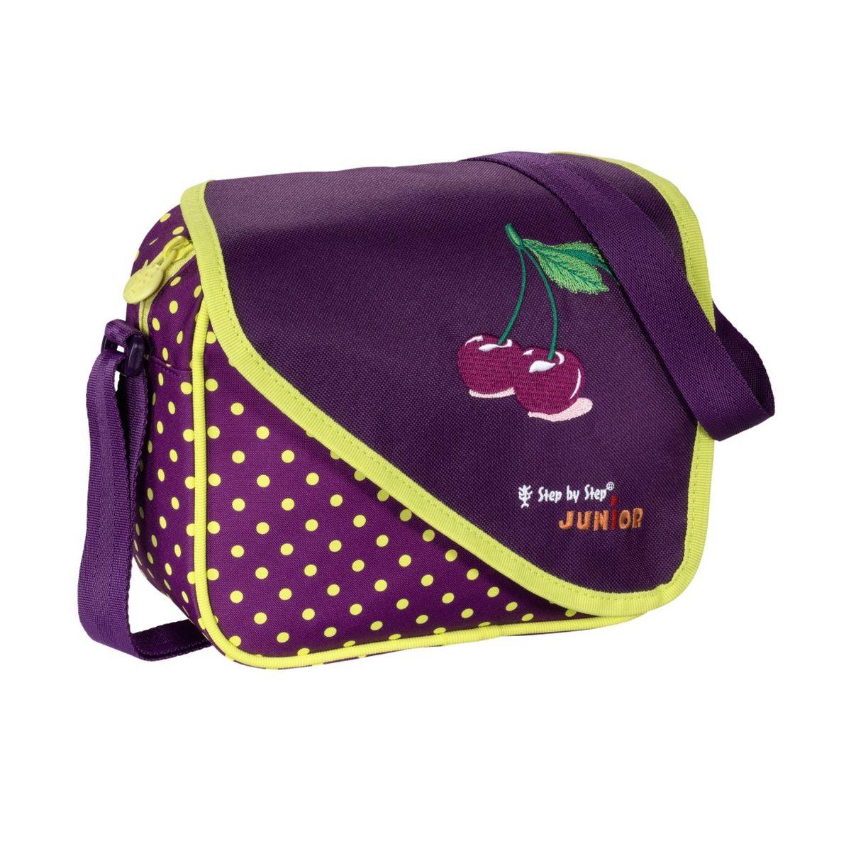 Hama Сумка детская Step By Step Alpbag Purple Cherry138420Сумка детская Step By Step Alpbag Purple cherry полиэстер
