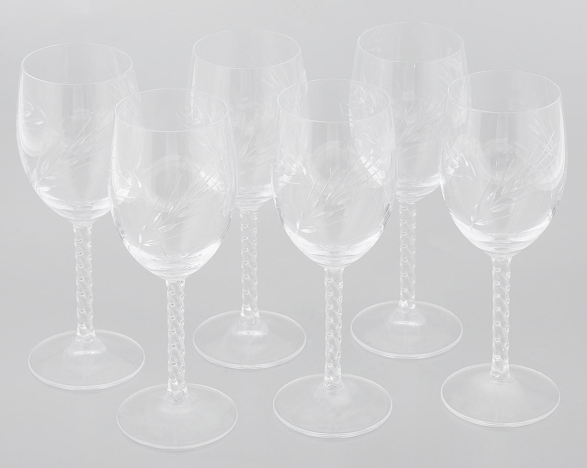 """Набор бокалов Cristal d'Arques """"Fleury Epi"""", 200 мл, 6 шт G5147"""