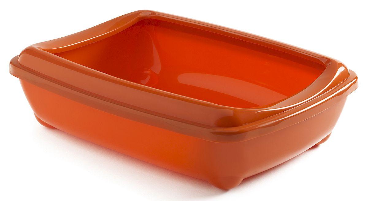 Туалет открытый Moderna Arist-O-Tray, цвет: оранжевый, 31х42х13 см14C132148