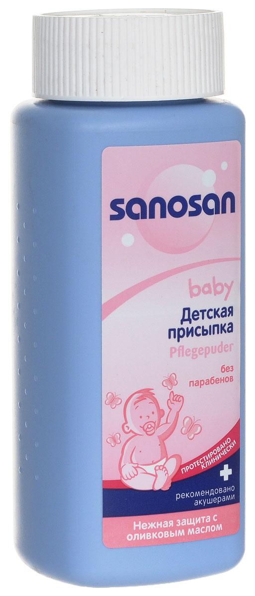 """Присыпка детская """"Sanosan baby"""", 100 г 985166"""