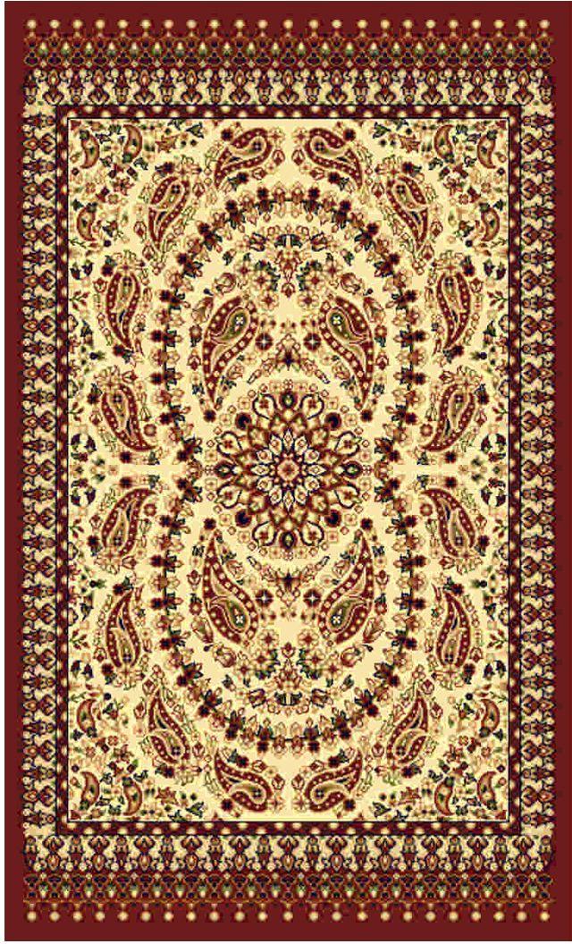 Ковер Kamalak tekstil, прямоугольный, 50 x 100 см. УК-0473УК-0473Ковер Kamalak Tekstil изготовлен из прочного синтетического материала heat-set, улучшенного варианта полипропилена (эта нить получается в результате его дополнительной обработки). Полипропилен износостоек, нетоксичен, не впитывает влагу, не провоцирует аллергию. Структура волокна в полипропиленовых коврах гладкая, поэтому грязь не будет въедаться и скапливаться на ворсе. Практичный и износоустойчивый ворс не истирается и не накапливает статическое электричество. Ковер обладает хорошими показателями теплостойкости и шумоизоляции. Оригинальный рисунок позволит гармонично оформить интерьер комнаты, гостиной или прихожей. За счет невысокого ворса ковер легко чистить. При надлежащем уходе синтетический ковер прослужит долго, не утратив ни яркости узора, ни блеска ворса, ни упругости. Самый простой способ избавить изделие от грязи - пропылесосить его с обеих сторон (лицевой и изнаночной). Влажная уборка с применением шампуней и моющих средств не противопоказана. ...
