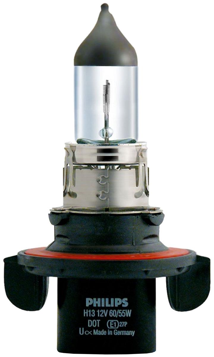 Галогенная автомобильная лампа Philips H13 12V-60/55W (P26.4t) 9008C19008C1Уже в течение 100 лет компания Philips остается в авангарде автомобильного освещения, внедряя технологические инновации, которые впоследствии становятся стандартом для всей отрасли. Сегодня каждый второй автомобиль в Европе и каждый третий в мире оснащены световым оборудованием Philips. Соответствие нормам ECE Philips Automotive предлагает лучшие в классе продукты и услуги на рынке оригинальных комплектующих и послепродажного обслуживания автомобилей. Наши продукты производятся из высококачественных материалов и соответствуют самым высоким стандартам, чтобы обеспечить максимальную безопасность и комфортное вождение для автомобилистов. Вся продукция проходит тщательное тестирование, контроль и сертификацию (ISO 9001, ISO 14001 и QSO 9000) в соответствии с самыми высокими требованиями ECE. Многократное использование Где использовать лампу на 12 В? Решения Philips Automotive удовлетворят все нужды автомобилистов: дальний свет, ближний свет, передние...