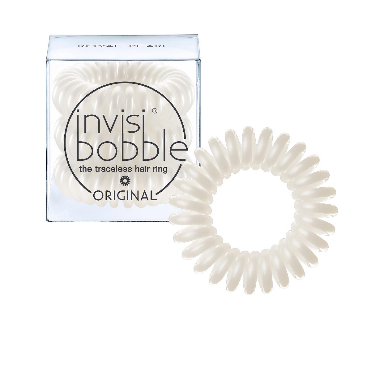 Invisibobble Резинка-браслет для волос Original Royal Pearl 3043
